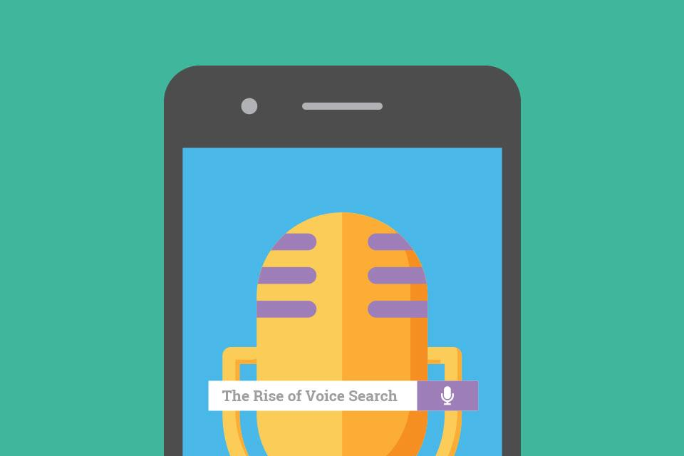 SEO, voice search