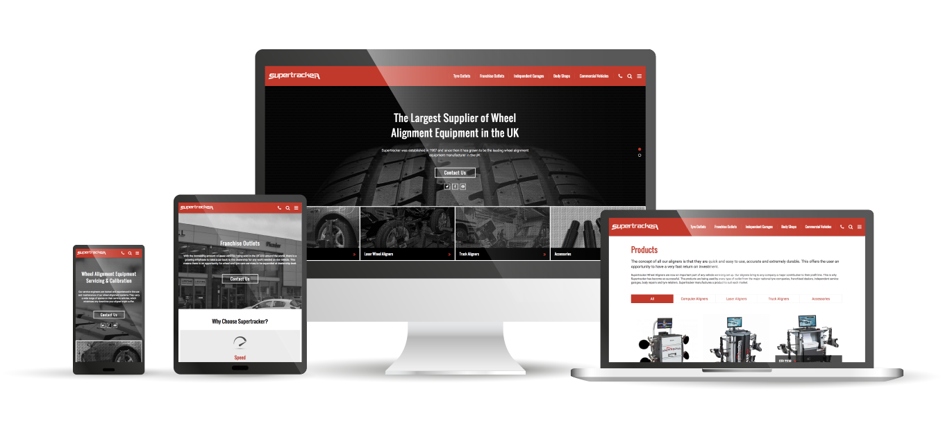 web design andover, hampshire